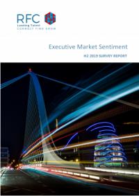 Executive Market Sentiment H2 2019